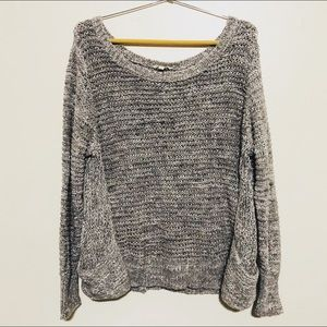 Eileen Fisher knit pull over sweater